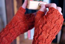 Knitting - patterns, projects etc