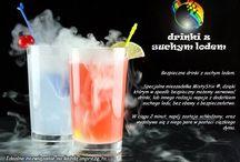 Mieszadełka MistyStix / Suchy lód potrafi bardzo szybko obniżyć temperaturę nie tylko napojów alkoholowych, drinków, ale również soków czy też herbaty, gdy chcemy w okresie letnim się odświeżyć.  Polecamy do drinków specjalne mieszadełka MistyStix ® które pozwalają w bezpieczny sposób serwować drinki, lub innego rodzaju napoje z dodatkiem suchego lodu, bez obawy o bezpieczeństwo. W ciągu 2 minut, napój zostaje schłodzony http://suchylod.net/mieszadelka-mistystix®-c-43.html