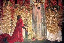 Pre-Raphaelite painters