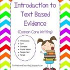Common Core Writing / by Lee Figueroa
