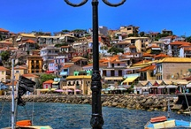 Parga, Greece / Located at the coast in the north west of Greece, Parga is a ideal starting point to explore the region Epirus...
