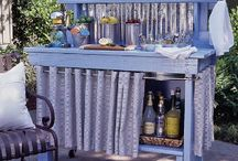 Outdoor Living / by Jennifer Crow
