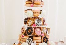 Doughnut Walls & Towers / Ideas for Doughnuts