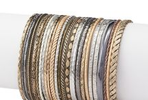 Jewelry | Bracelets / by Razzer