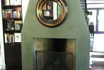 Fireplace / by Gail Kepler