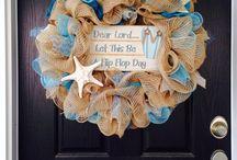 Wreaths / by Elaine Didelot