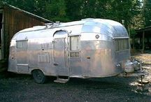 1956 Airstream Flying Cloud 22