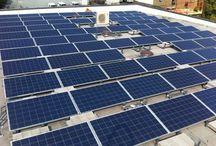 Solar panels / Solar panels installed by Premier Solar