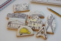 galletas para arquitecto