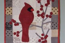 Your version of a Redbird Quilt Co design / A board to collect images of YOUR versions of a Redbird Quilt Co pattern or tutorial - share with us -- we would LOVE to see!!  Send the image and or a link to a blog post to karen dot keuka at gmail dot com