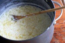 Brânza făcută in casa