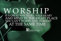 Worship / by Jackie Roberts