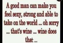 quotes about wine and/or garlic