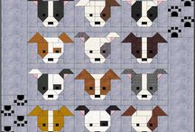 Dogs 2 Quilt