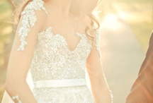 Dream Wedding / wedding dress, wedding place, wedding themes, all