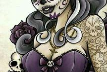 Skull female