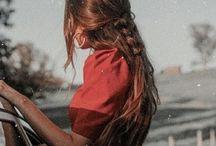 . hair