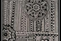 Doodle - Zentangles / by Lori Davis