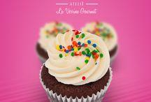 Branding - Pink / Examples of pink in branding