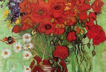Las flores en el arte / La importancia de las flores en la historia o en el arte