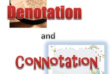 *Denotation/Connotation