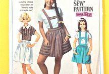 suspender skirts/everything!