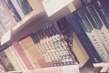 Bookish Stuff
