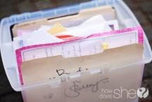 Scrapbook ideas / by Barbara Bice