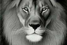 Royal ink Lion