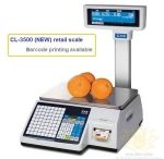 Retail scale for commecial / Retail scale Label printing scales for deli, grocery store, bakery, Farmers Market or meat counter, price computing scales for grocery