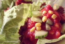 Healthy food. / Healthy food.