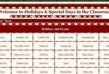 Holiday Ideas for Classrooms