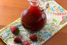 Fruit Sauces / Fruit sauces and syrups / by For the Love of Cooking
