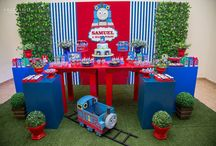 thomas tank engine party