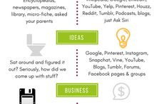 Social Media & Marketing Tips / Small business marketing tips that you can really use!