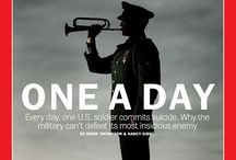 News on Military Suicides
