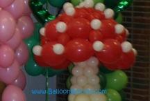 palloncini cibo