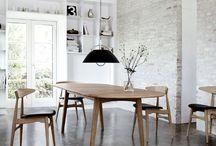 Dining Room / by Jenna Sagen