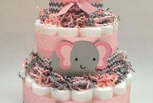 DIAPER CAKE (PAMPERSIKI)