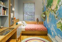 Tiny room inspiration / Little boys room
