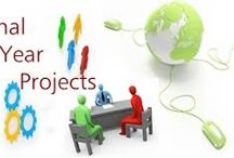 Major Project guidance/ Training program / The intention of having projects in the academics is to make students implement the concepts learned in the class room into an actual project.