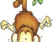 Monkeys for Taylor... / by Carolyn Jarrett
