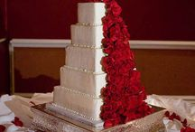 Red Wedding Inspiration / Vivacious ideas to inspire a gorgeous red wedding day!