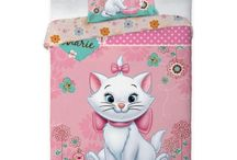 Disney Marie Cat bedding collection | Kotka Marie Disney-a kolekcja / Disney Marie Cat bedding collection | Kotka Marie Disney-a kolekcja