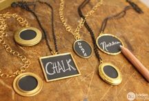 Craft Jewelry / by Rebecca Calhoun
