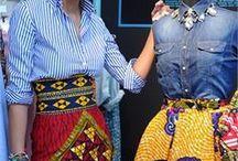 African Fashion / Bold