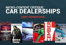 Social Media For Car Dealers / by Lorenzo Dickerson