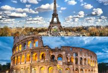 Places to get in touch with History / Traveling lets you get an open view on how our culture and history were molded. Understand our world a little more by visiting these amazing places!