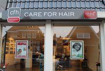 CFH Castricum / Dorpsstraat 75j 1901EJ Castricum Tel: 0251 65 10 61  Kijk op www.careforhair.nl voor meer informatie.