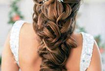 Hair comes the bride / Gorgeous wedding hair styles